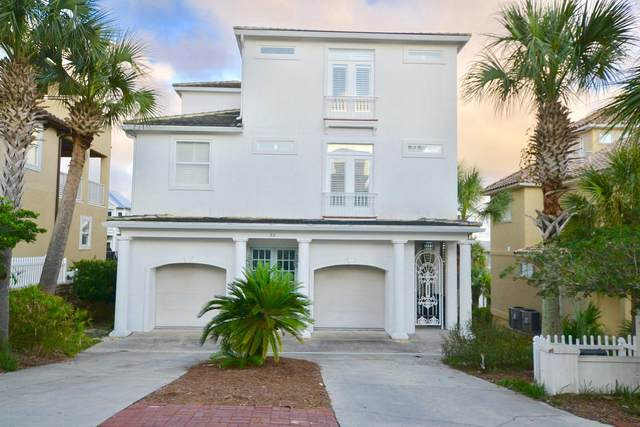 30 N Grande Beach Drive, Santa Rosa Beach, FL 32459 (MLS #858457) :: The Premier Property Group