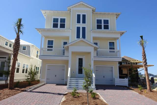 193 Siasconset Lane Lot 3045, Inlet Beach, FL 32461 (MLS #858500) :: The Ryan Group