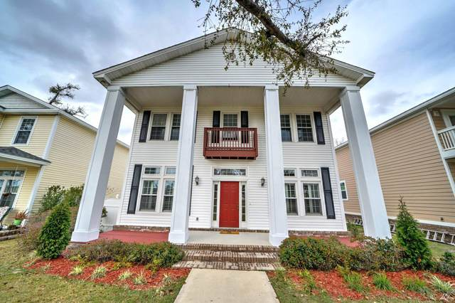 4032 Oak Forest Drive, Panama City, FL 32404 (MLS #858501) :: Scenic Sotheby's International Realty