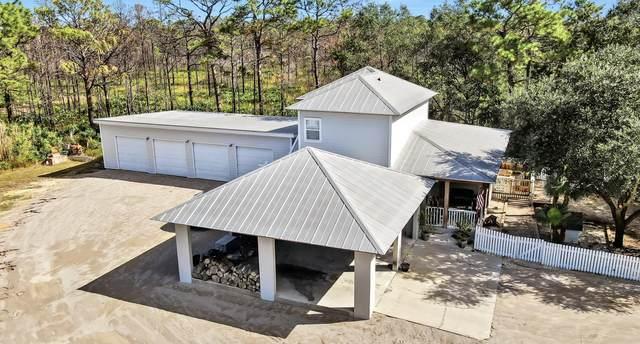 245 Loral Road, Santa Rosa Beach, FL 32459 (MLS #858516) :: Coastal Luxury