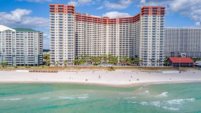 9900 S Thomas Drive #1907, Panama City Beach, FL 32408 (MLS #858528) :: Corcoran Reverie