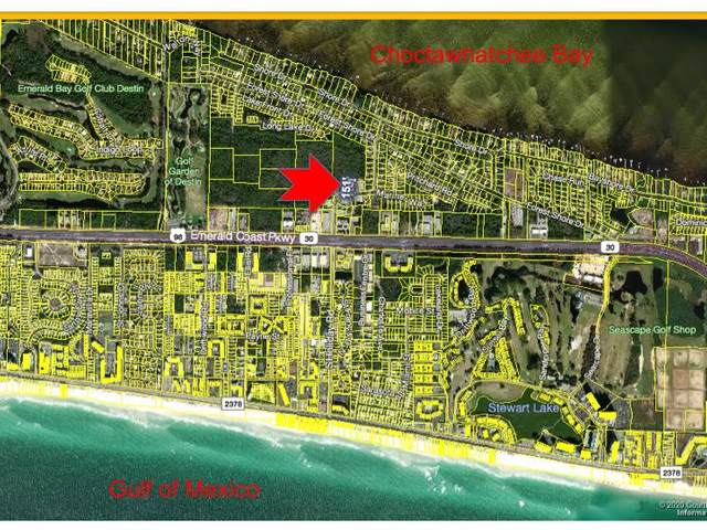 70 N Holiday Road, Miramar Beach, FL 32550 (MLS #858569) :: Luxury Properties on 30A