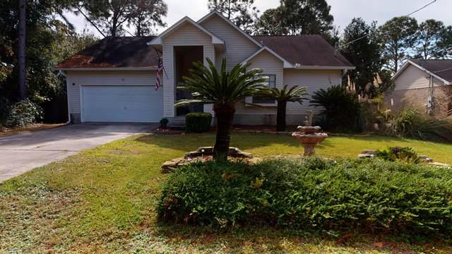 2479 Houston Circle Circle, Gulf Breeze, FL 32563 (MLS #858763) :: Briar Patch Realty