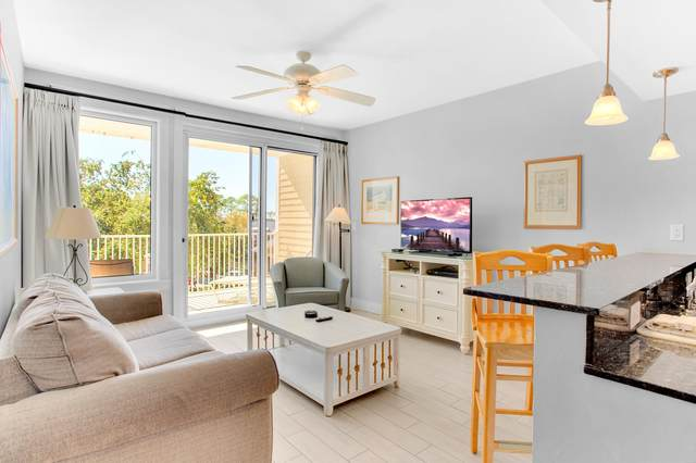 9100 Baytowne Wharf Boulevard #362, Miramar Beach, FL 32550 (MLS #858781) :: The Beach Group