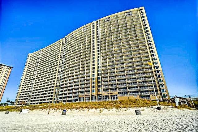 14701 Front Beach Road Unit 2425, Panama City Beach, FL 32413 (MLS #858789) :: Corcoran Reverie