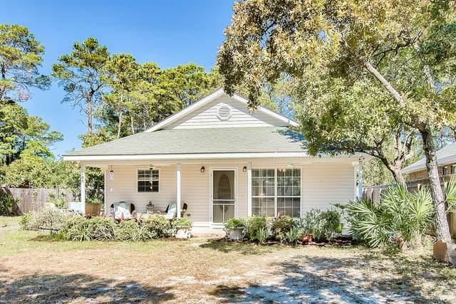 105 Ash Street, Santa Rosa Beach, FL 32459 (MLS #858799) :: Luxury Properties on 30A