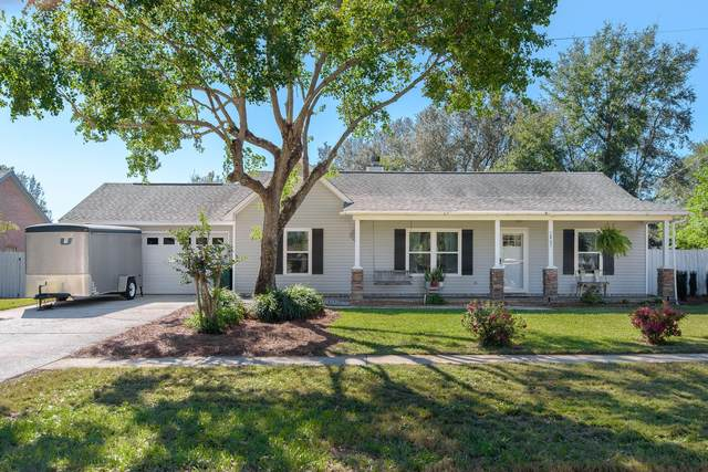 7867 Pleasant Oak Avenue, Navarre, FL 32566 (MLS #858814) :: The Ryan Group