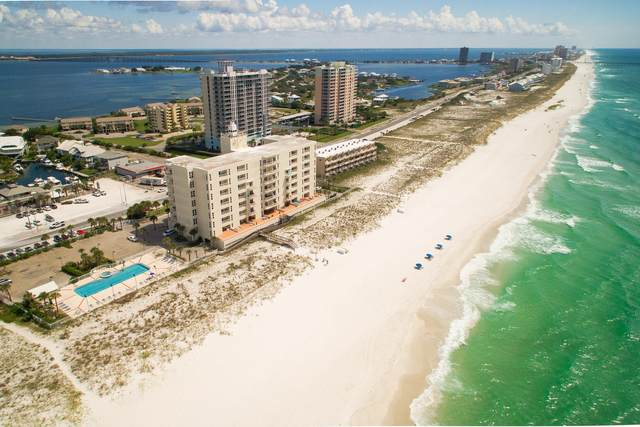 999 Ft Pickens Road #604, Pensacola Beach, FL 32561 (MLS #858821) :: Anchor Realty Florida
