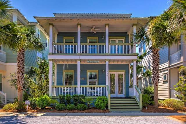 220 E Seacrest Beach Boulevard, Inlet Beach, FL 32461 (MLS #858830) :: Counts Real Estate on 30A