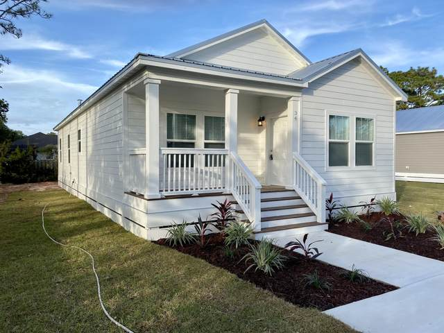 34 Cobia Court, Santa Rosa Beach, FL 32459 (MLS #858846) :: Vacasa Real Estate