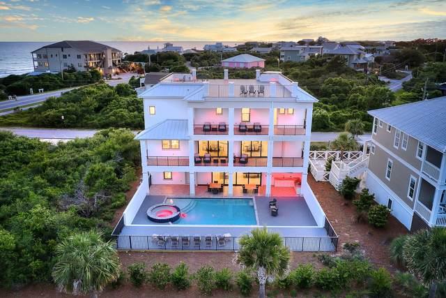44 Hilltop Drive, Santa Rosa Beach, FL 32459 (MLS #858848) :: Linda Miller Real Estate