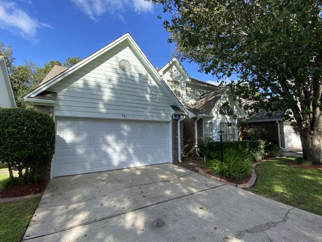 731 Putter Drive, Niceville, FL 32578 (MLS #858872) :: Corcoran Reverie