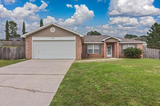 1326 Jeffrine Drive, Crestview, FL 32536 (MLS #859033) :: Vacasa Real Estate