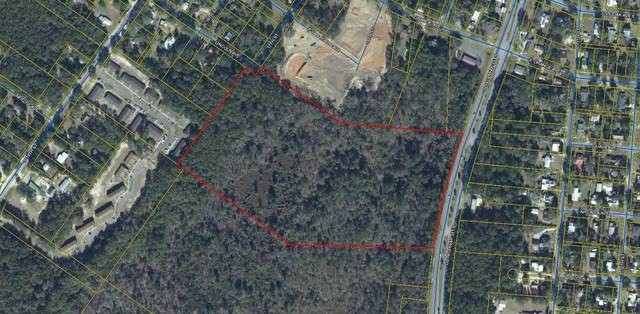 29 Acres S Us Hwy 331, Defuniak Springs, FL 32435 (MLS #859078) :: Engel & Voelkers - 30A Beaches