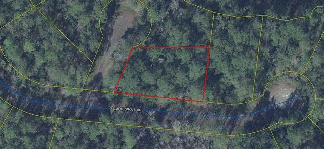 LOT 24 Island Grove Drive, Freeport, FL 32439 (MLS #859079) :: Counts Real Estate on 30A