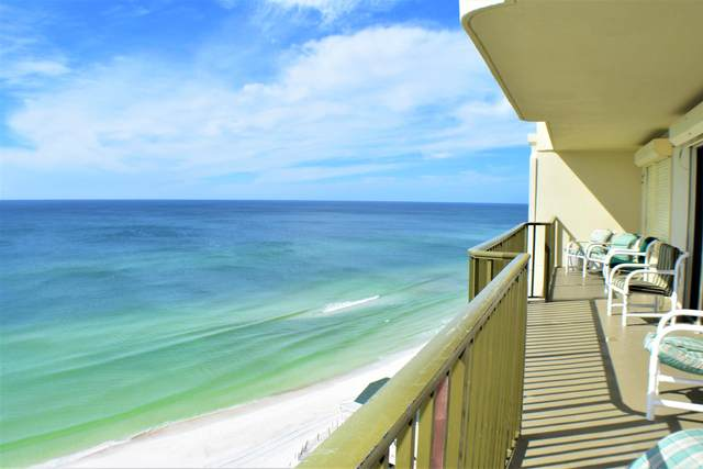 4715 Thomas Drive Unit 1306D, Panama City Beach, FL 32408 (MLS #859098) :: The Ryan Group