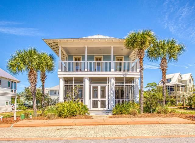 284 Cypress Drive, Santa Rosa Beach, FL 32459 (MLS #859111) :: Scenic Sotheby's International Realty