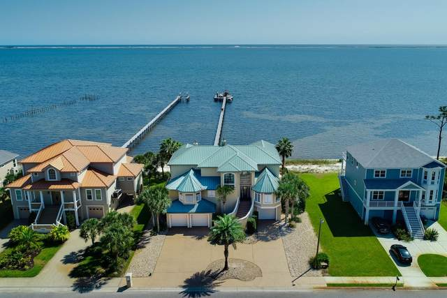 1616 Winding Shore Drive, Gulf Breeze, FL 32563 (MLS #859216) :: EXIT Sands Realty