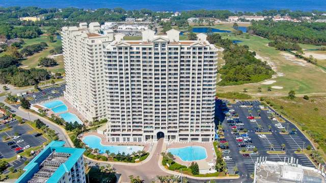 112 Seascape Drive Unit 2402, Miramar Beach, FL 32550 (MLS #859314) :: The Honest Group