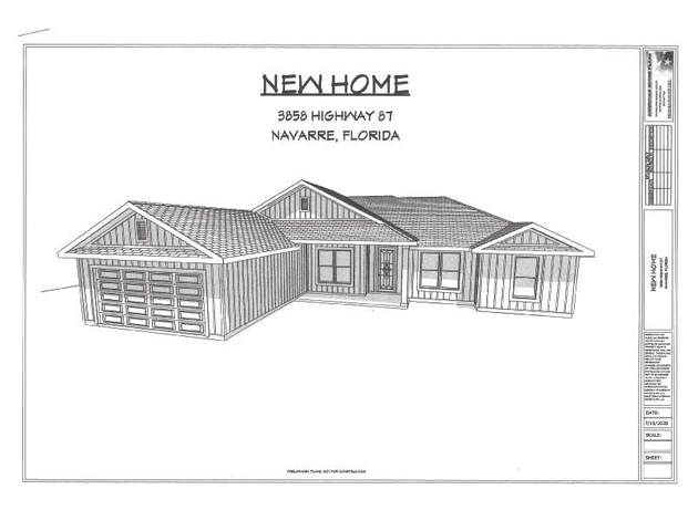 3858 Highway 87 S, Navarre, FL 32566 (MLS #859316) :: The Ryan Group