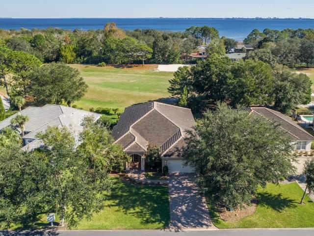 969 Shalimar Pointe Drive, Shalimar, FL 32579 (MLS #859335) :: The Premier Property Group