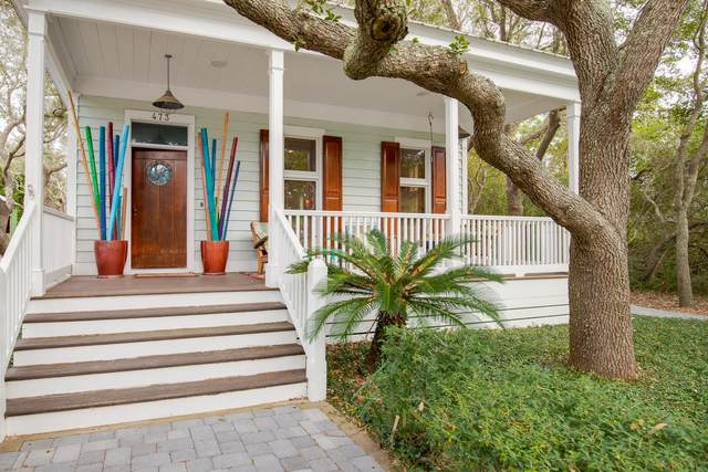 473 Defuniak Street, Santa Rosa Beach, FL 32459 (MLS #859396) :: Luxury Properties on 30A