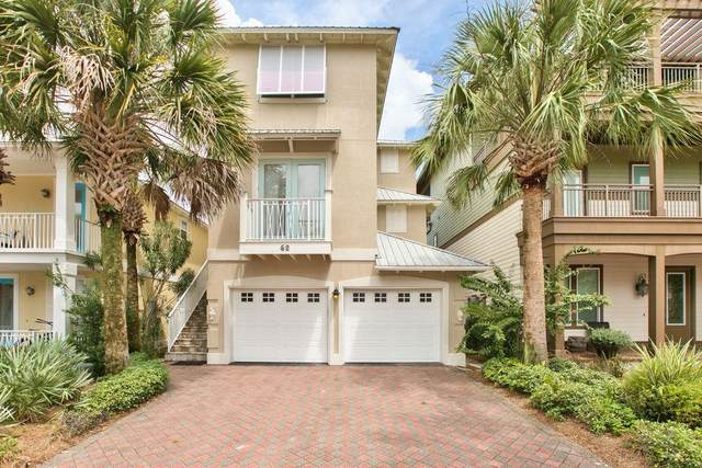 62 W Seacrest Beach Boulevard, Panama City Beach, FL 32461 (MLS #859414) :: 30a Beach Homes For Sale