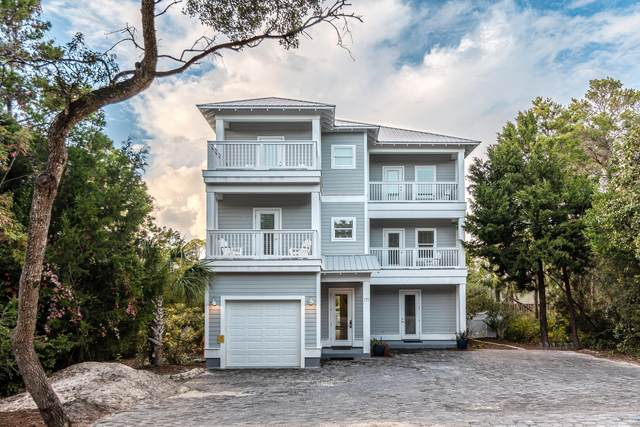 171 Dogwood Street, Santa Rosa Beach, FL 32459 (MLS #859441) :: Coastal Luxury