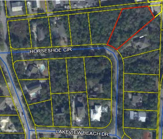 Lot 6 Horseshoe Circle, Miramar Beach, FL 32550 (MLS #859541) :: Linda Miller Real Estate