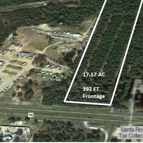 5700 Gulf Breeze Parkway, Gulf Breeze, FL 32563 (MLS #859548) :: Vacasa Real Estate
