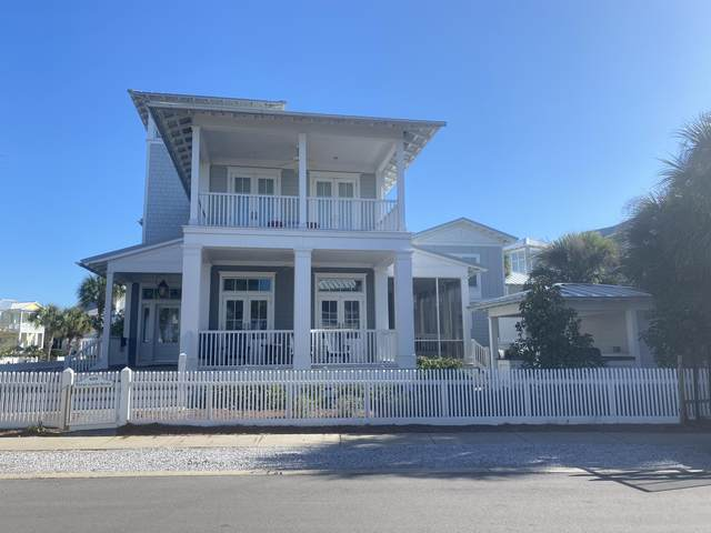 402 Lakefront Drive, Panama City Beach, FL 32413 (MLS #859549) :: Somers & Company