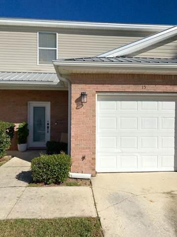 150 Bent Arrow Drive #15, Destin, FL 32541 (MLS #859553) :: Berkshire Hathaway HomeServices Beach Properties of Florida