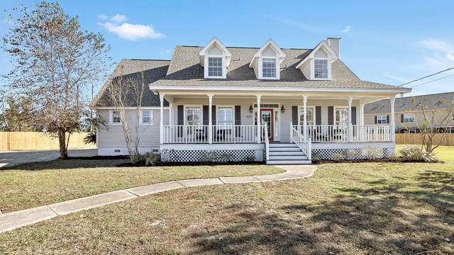 3150 Wood Valley Road, Panama City, FL 32405 (MLS #859561) :: Somers & Company