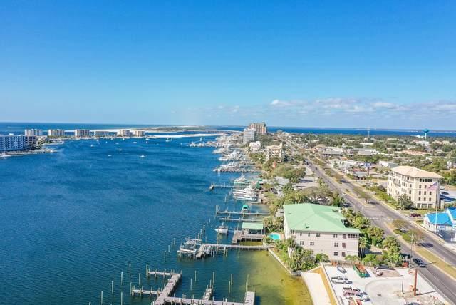602 Harbor Boulevard #201, Destin, FL 32541 (MLS #859573) :: The Ryan Group