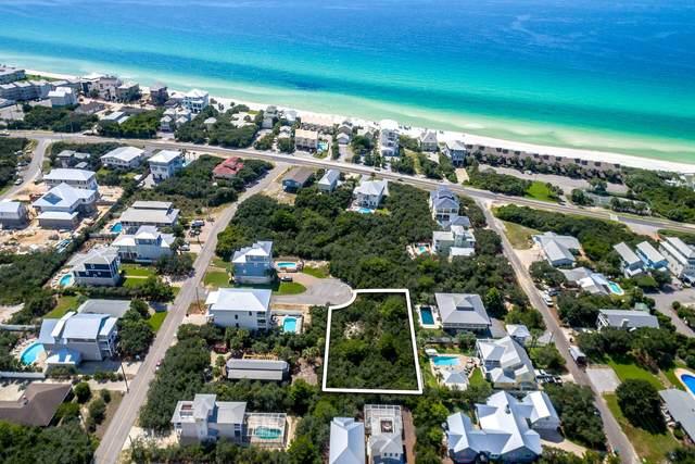 LOT 28 B Street, Inlet Beach, FL 32461 (MLS #859595) :: Berkshire Hathaway HomeServices Beach Properties of Florida