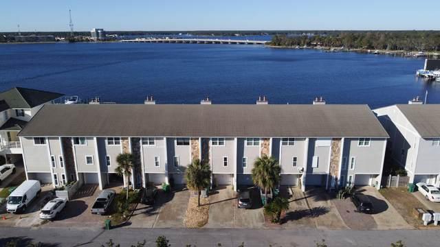 224 Snug Harbor Drive, Shalimar, FL 32579 (MLS #859670) :: Berkshire Hathaway HomeServices PenFed Realty