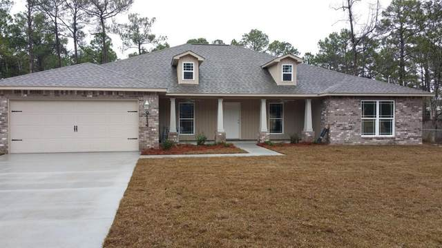 9168 Timber Lane, Navarre, FL 32566 (MLS #859739) :: RE/MAX By The Sea