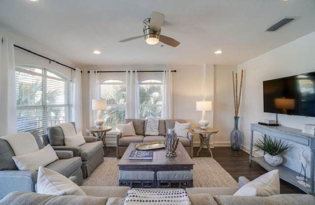 5 E Seacrest Beach Boulevard Unit B-302, Panama City Beach, FL 32461 (MLS #859749) :: 30a Beach Homes For Sale