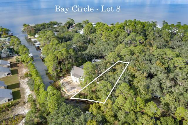 Lot 8 Bay Circle Drive, Santa Rosa Beach, FL 32459 (MLS #859750) :: Anchor Realty Florida