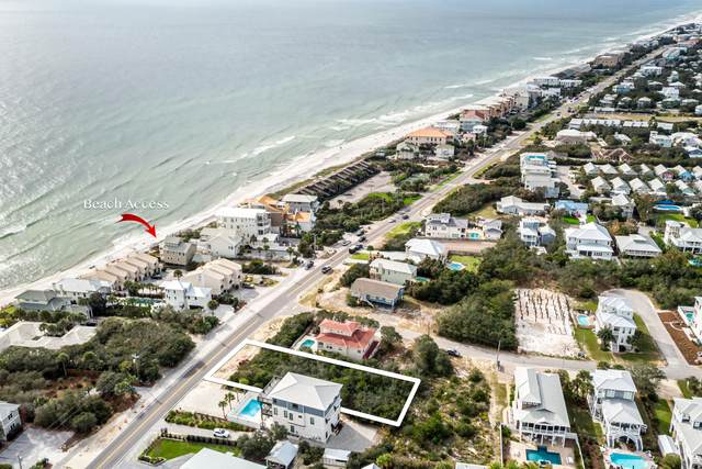 Lot 5 E Co Hwy 30A, Inlet Beach, FL 32461 (MLS #859773) :: Somers & Company