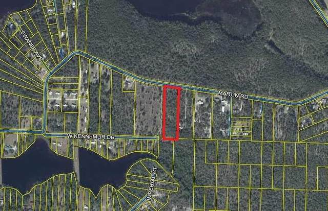 4 Ac Martin Road, Defuniak Springs, FL 32433 (MLS #859781) :: Engel & Voelkers - 30A Beaches