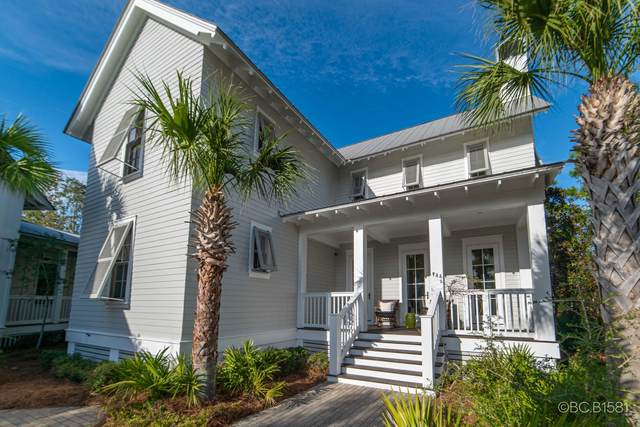 144 Cypress Walk, Santa Rosa Beach, FL 32459 (MLS #859789) :: Linda Miller Real Estate
