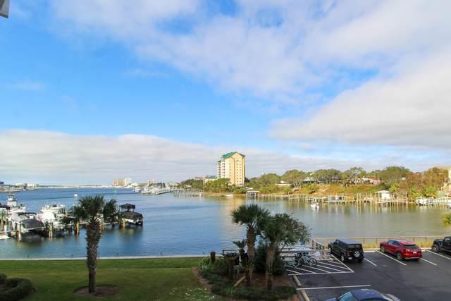 30 Moreno Point Road Unit 301B, Destin, FL 32541 (MLS #859791) :: Classic Luxury Real Estate, LLC