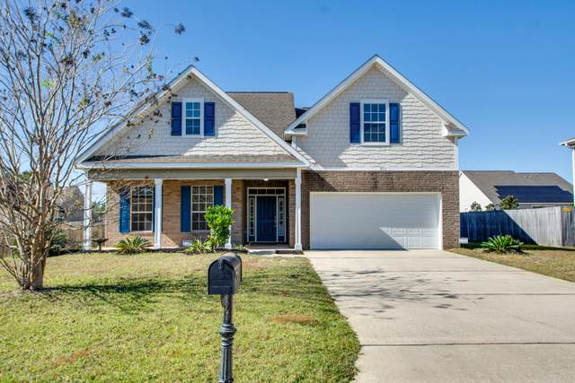 311 Scotch Pine Lane, Crestview, FL 32536 (MLS #859802) :: Somers & Company