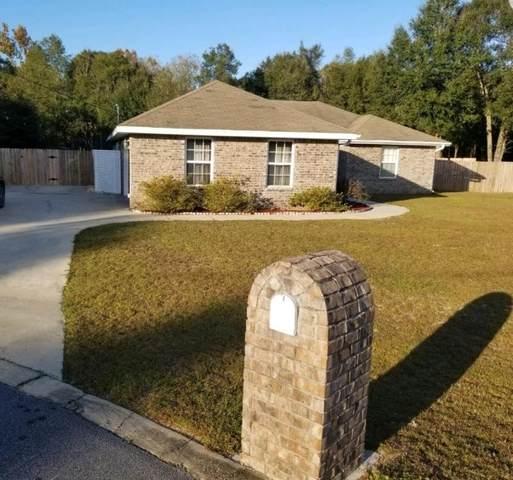1655 Lady Lane, Baker, FL 32531 (MLS #859810) :: Keller Williams Realty Emerald Coast