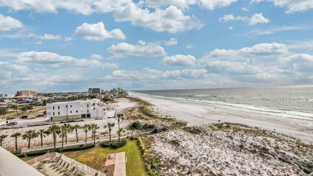 600 Gulf Shore Drive #707, Destin, FL 32541 (MLS #859819) :: Somers & Company