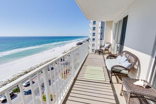 1200 Scenic Gulf Drive Unit B814, Miramar Beach, FL 32550 (MLS #859830) :: Back Stage Realty