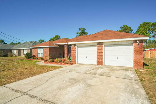 8252 Cosica Boulevard, Navarre, FL 32566 (MLS #859840) :: Counts Real Estate on 30A