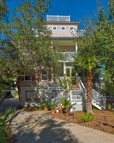 350 Forest Street, Santa Rosa Beach, FL 32459 (MLS #859858) :: Coastal Luxury