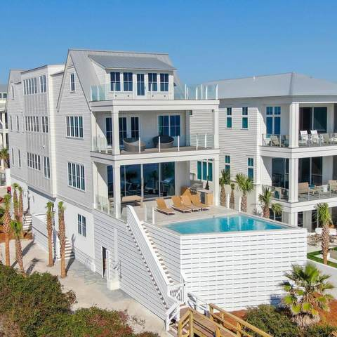 47 Hinton Drive, Santa Rosa Beach, FL 32459 (MLS #859931) :: 30a Beach Homes For Sale